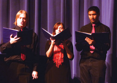 Winter Concert delights audience